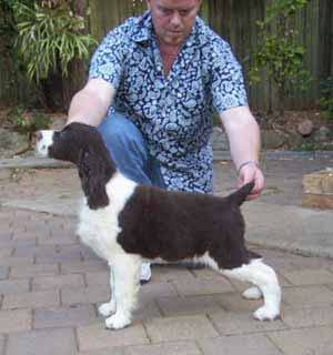 Connor at 13 weeks